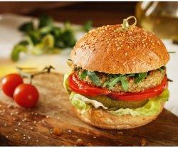Super quinoa burger image