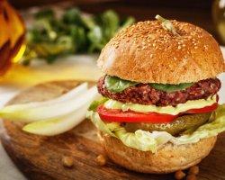Happy Cow Burger image
