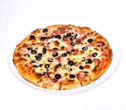 Pizza Bacon image