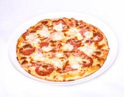 Pizza Quattro Carni image