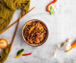 1+1 gratuit: Noodles de orez cu vita image