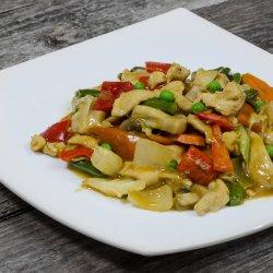 Ga Curry - Pui curry