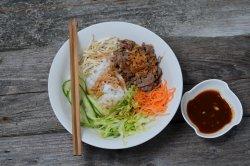 Pho Tron Bo - Paste de orez cu vita