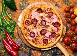 Pizza Quatro Carne image