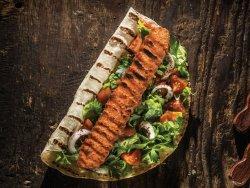 Cheesy Adana Roll Pui image