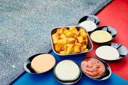 Cartofi prăjiți și sos image