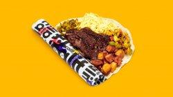 Dil kebab de vită și curcan image