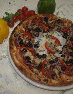Pizza Hamlet 40 cm