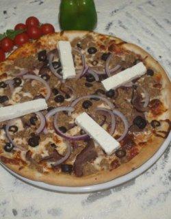 Pizza Pelermo 40 cm
