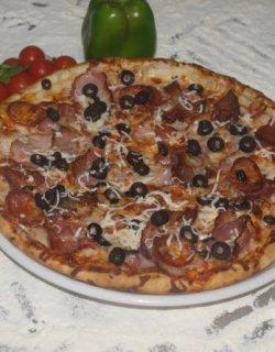 Pizza Quattro Stagioni 40 cm