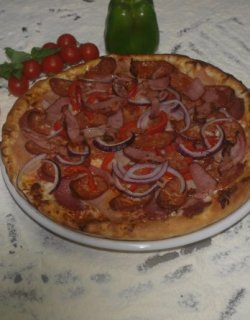 Pizza Taraneasca 40 cm