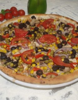 Pizza Vegetariana 30 cm