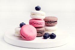 Macarons – pachet Kraft (~ 300 grame) image
