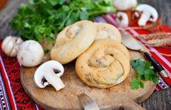 Învârtită de casă cu ciuperci (produs de post) image