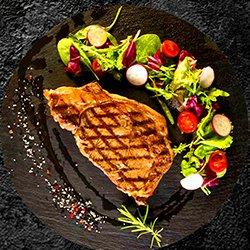 New York steak image