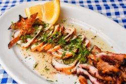 Calamari large grill image