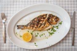 Pește Dorada - grill/abur image