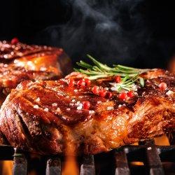 Mușchiuleț de porc la grătar  / Filetto di maiale image