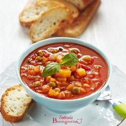 Supă italiană cu legume  / Minestrone image
