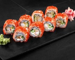 Ebi-ten (Sushi Roll) image