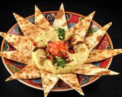50% reducere Hummus cu muguri de pin image