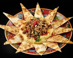Hummus cu vită image