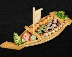 Morning Star - 28 Piese (Sushi Boat) image
