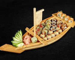 Sea King - 30 Piese (Sushi Boat) image