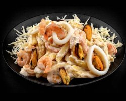 Seafood Penne image