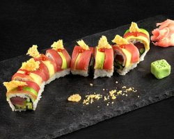 Spicy tuna (Sushi Roll) image