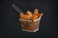 Cartofi wedges cu parmezan image