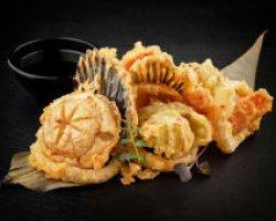 Legume tempura image