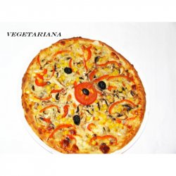 Pizza Vegetariană image