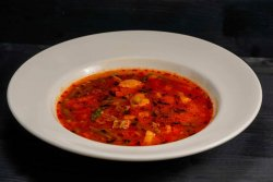 Country style beef soup with vegetables 350ml image