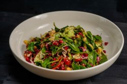 Vegetarian Salad 350g image