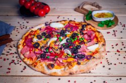 Pizza Taranească image