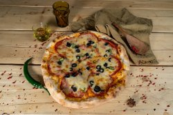 Pizza 1+1 - Diavola image