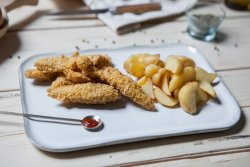 Meniu Crispy Chicken