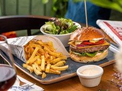 Burger Wagyu