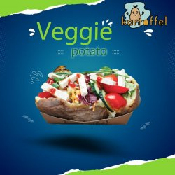 Veggie Potato image