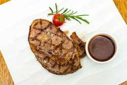 Legendary rib eye Australia image