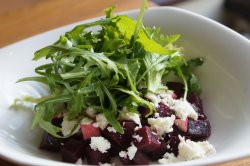 Healthy Beet Salad image