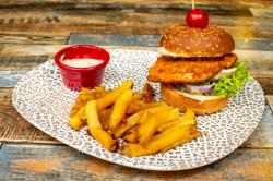 1+1 GRATUIT: Burger crispy image