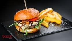 Gorgonzola Burger  image