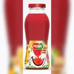 Prigat Nectar Căpșuni - Banane image