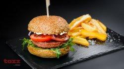 Soya Burger image