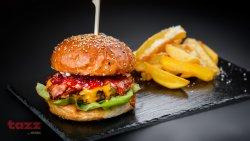Sweet Chilli Burger  image