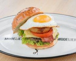 Hangover Burger image