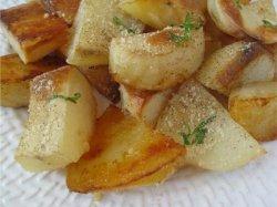 Patate al forno con rosmarino image