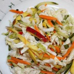 Nộm xoài / Salată cu mango image